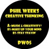 Phil Weeks – Creative Thinking [PW05]