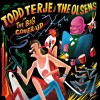 Todd Terje & The Olsens – The Big Cover Up [OLS013]