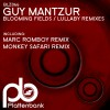 Guy Mantzur – Blooming Fields / Lullaby Remixes [BLZ066]