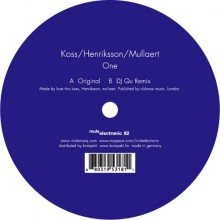 Koss Henriksson & Mullaert – One [ME82]
