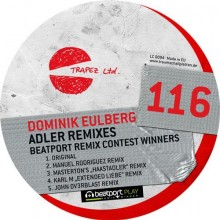 Dominik Eulberg – Adler Remixes – Beatport Remix Contest Winners [TRAPEZLTD116]