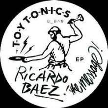 Ricardo-Baez-The-Message-EP