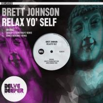 Brett-Johnson-Relax-Yo-Self-DELVE010