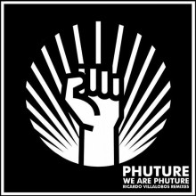 Phuture – We Are Phuture (Ricardo Villalobos Phutur I – IV Remixes) [GPM432]