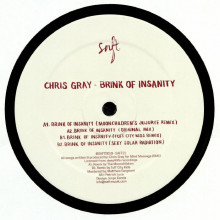 Chris Gray – Brink Of Insanity