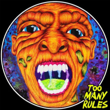 Javi Bora - Smashing Up (Too Many Rules)