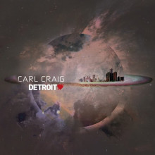 Carl Craig - Detroit Love Vol. 2 (DJ Mix) (Planet E Communications)