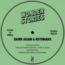 Dawn Again & Rothmans - Timeless Odyssey (Wonder Stories)