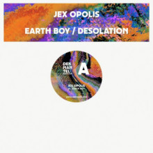 Jex Opolis - Earth Boy (Dekmantel)