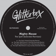 Mighty Mouse - The Spirit (Extended Remixes) (Glitterbox)