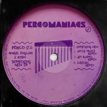RYBO & Anabel Englund - Something New (Percomaniacs)