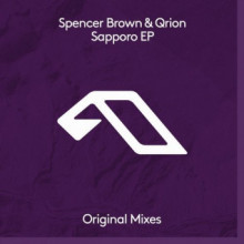 Spencer Brown - Sapporo EP (Anjunadeep)