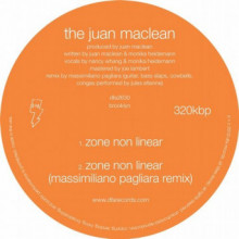 The Juan Maclean - Zone Non Linear (DFA)