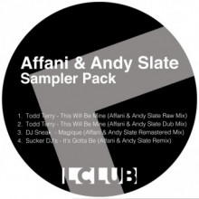 VA - Affani & Andy Slate: Sampler Pack (LClub Music)