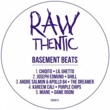 VA - Basement Beats (Rawthentic)
