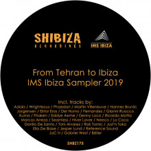 VA - From Tehran to Ibiza, IMS Ibiza Sampler 2019 (Shibiza)