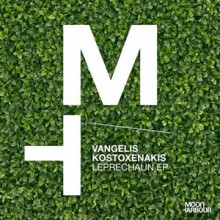 Vangelis Kostoxenakis - Leprechaun EP (Moon Harbour)