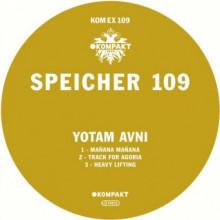 Yotam Avni - Speicher 109 (Kompakt Extra)