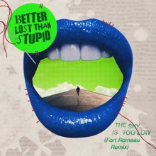 Better Lost Than Stupid, Martin Buttrich, Matthias Tanzmann, Davide Squillace - The Sky Is Too Low (Skint)