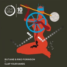 Butane, Riko Forinson - Clap & Feel (Lapsus Music)