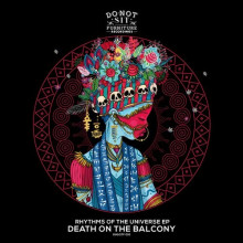 Death On The Balcony - Rhythms Of The Universe (Do Not Sit On The Furniture)