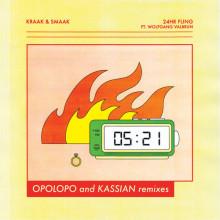 Kraak & Smaak - 24HR Fling (Remixes)
