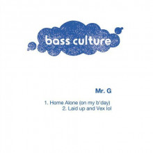 Mr. G - French Connection (Bass Culture)
