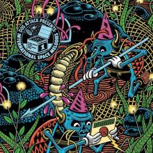 VA - Dos Attack Presents: International Space Melodies Vol #1 (Riverette)