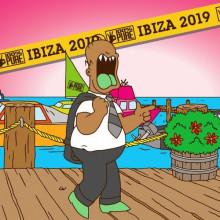 VA - 100% Pure Ibiza 2019 (100% Pure)