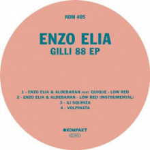 Enzo Elia - Gilli 88 EP (Kompakt)