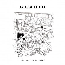 Gladio aka Legowelt - Means to Freedom (L.I.E.S.)