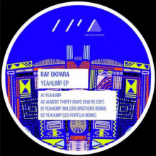 Ray Okpara - Yeahump EP (AMA Recordings)