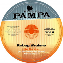 Robag Wruhme - Venq Tolep EP (Pampa Records)