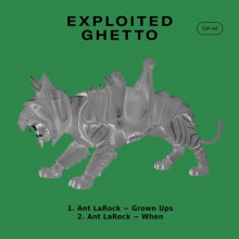 Ant LaRock - Grown Ups (Exploited Ghetto)