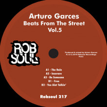 Arturo Garces - Beats from the Street Vol.5 (Robsoul)