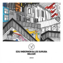 Edu Imbernon & Los Suruba - Balear (Last Night On Earth)