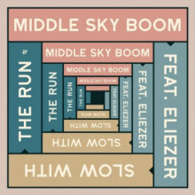 Paresse, Middle Sky Boom, Eliezer - Slow With The Run (Eskimo)