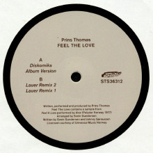 Prins Thomas - Feel the Love (Smalltown Supersound)