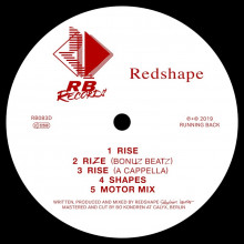 Redshape - Rise (Running Back)