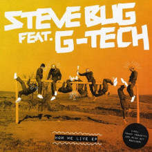 Steve Bug, G-Tech - How We Live (Snatch!)