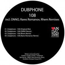 Dubphone - 108 (Vandalism Black Series)