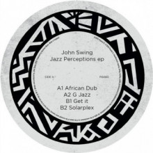 John Swing - Jazz Perceptions EP (Phoenix G)