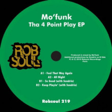 Mo'Funk - Tha 4 Point Play EP (Robsoul)