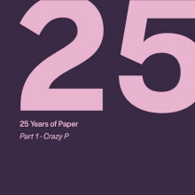 VA - 25 Years of Paper, Pt. 1 by Crazy P (Paper)