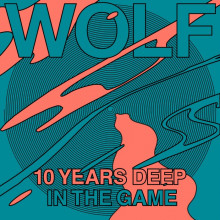 VA - Wolf 10 Years Deep in the Game (Wolf Music)