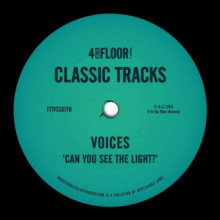 Voices - Can You See The Light? (4 To The Floor)