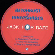 Betonkust & Innershades - Benelux Connection (Clone Jack For Daze)