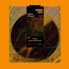Henry Saiz - The Bard (Natura Sonoris)