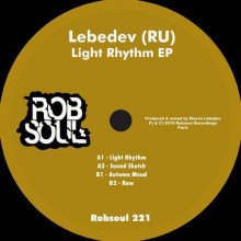 Lebedev (Ru) - Light Rhythm (Robsoul)