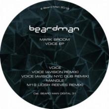 Mark Broom - Voice EP (Beard Man)
